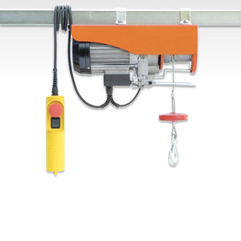 elektrische seilwinde bis 200 kg ls chemie gmbh. Black Bedroom Furniture Sets. Home Design Ideas