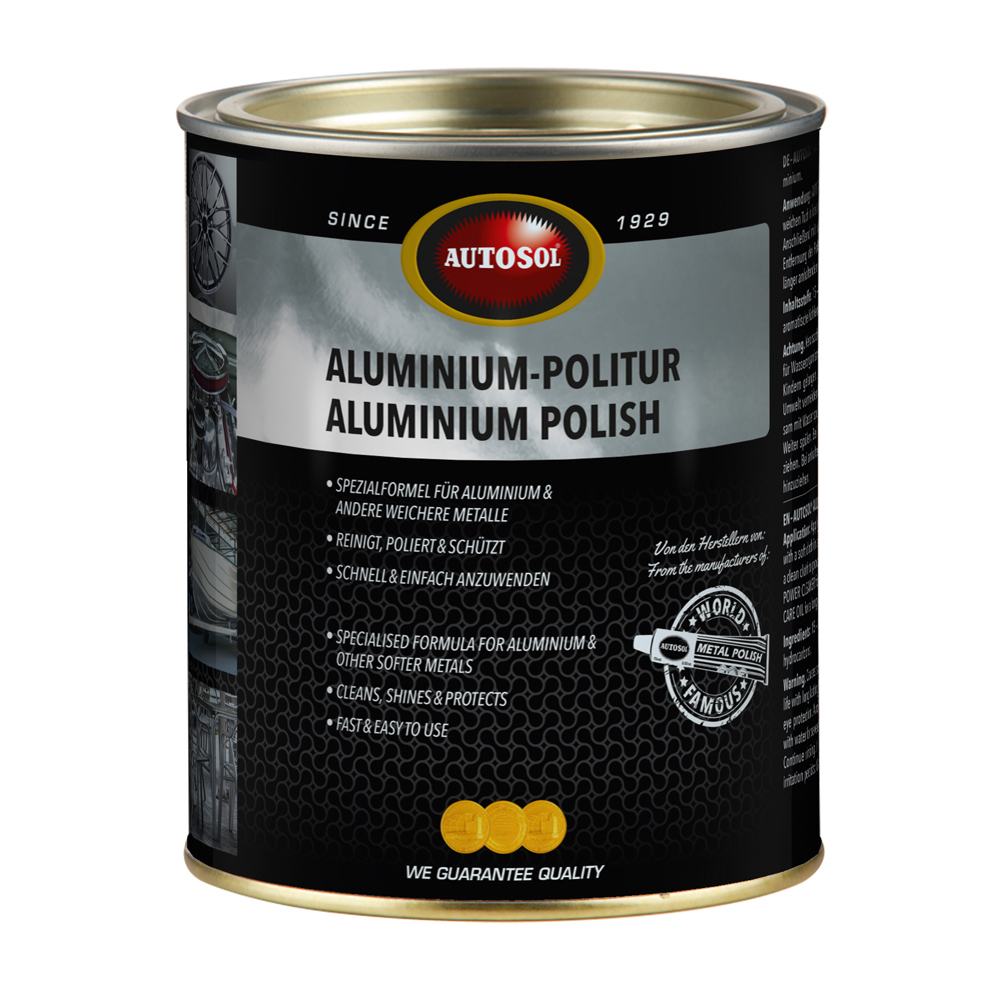 750 ml dose autosol aluminium politur top preis. Black Bedroom Furniture Sets. Home Design Ideas