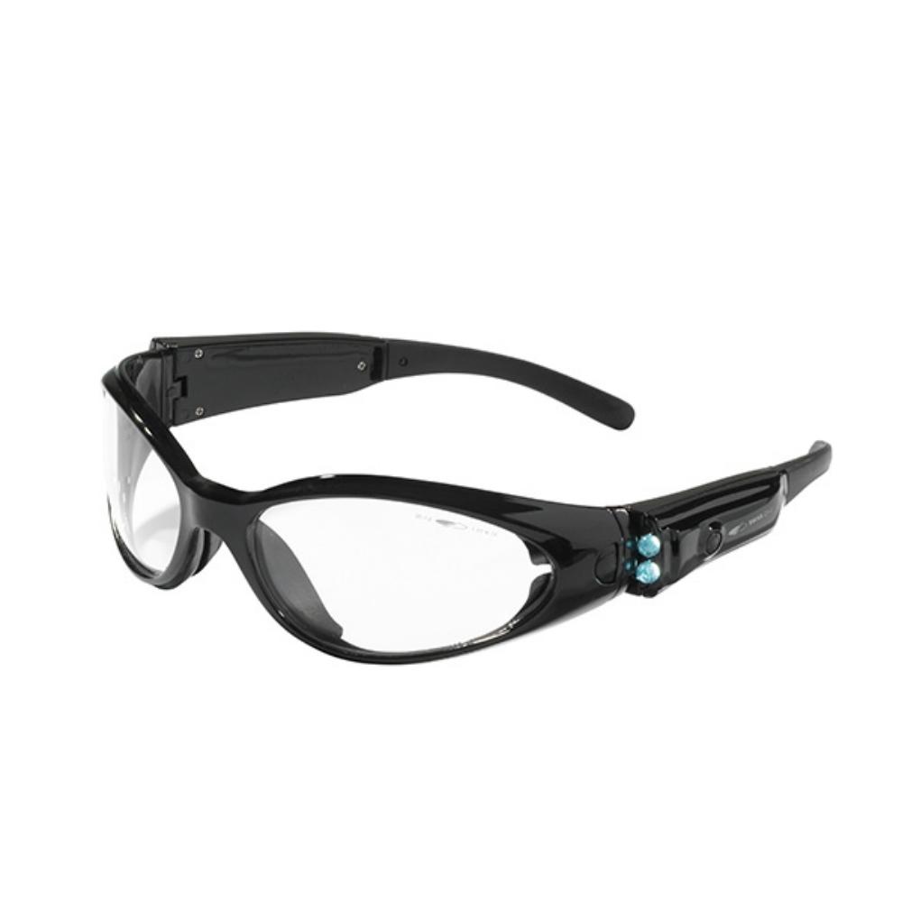 Scheibenfarbe in Klar Arbeitsschutzbrille CRACKERJACK