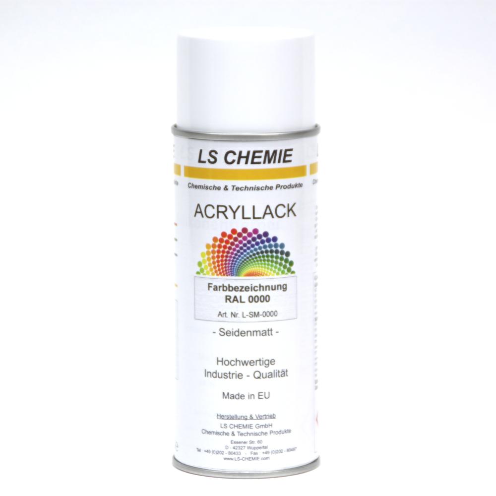 400ml Sprühdose Acryllack In RAL 6020 (Chromoxidgrün)